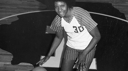 Episode 5: 1976 Women's Olympic Basketball and Charlotte